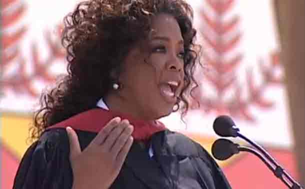 Post image for Oprah's Take On Career Fulfillment