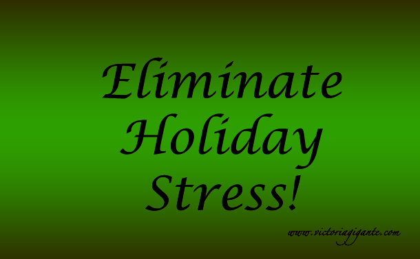 Post image for 5 Simple Ways to Eliminate Holiday Stress
