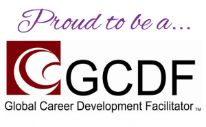 I'm proud to be a GCDF!