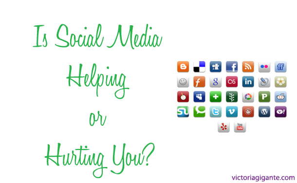 Post image for Is Social Media Helping or Hurting Your Career Enthusiasm?